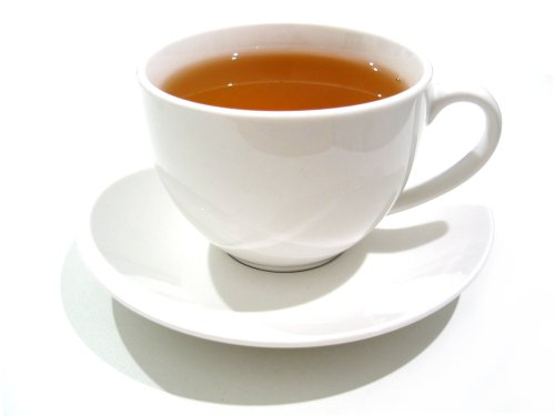 A nice cup of tea.