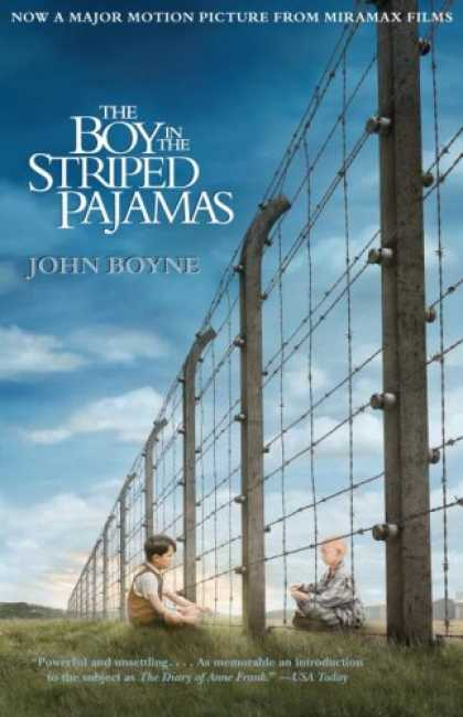 Book Review: The Boy in the Striped Pyjamas.